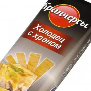 Длинные картофельные чипсы
