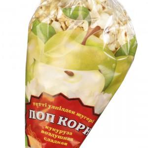 Поп-корн со вкусом яблока