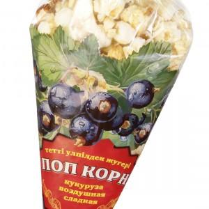 Поп-корн со вкусом смородины